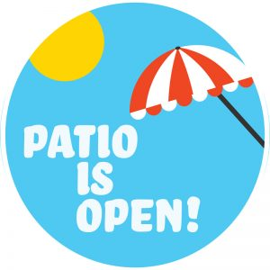 patio decal